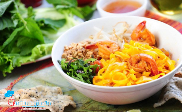 Đặc sản mỳ Quảng Quảng Nam