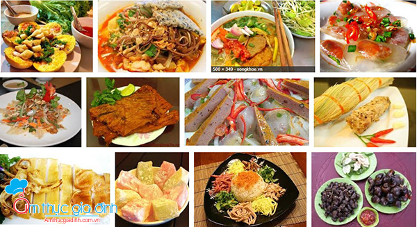 """5 món ăn miền Trung dễ làm cho bữa ăn cuối tuần """"ngon lịm tim"""""""