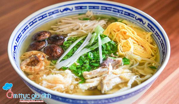 15 món ăn dân dã miền bắc ngon nhất