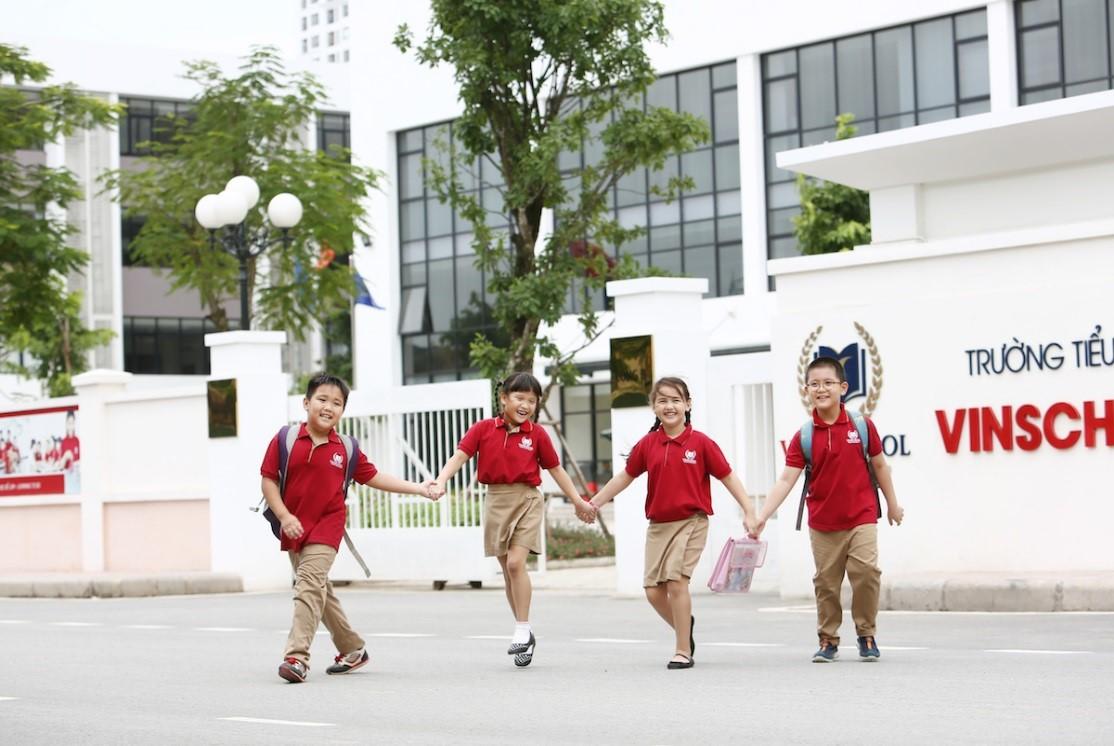 Hệ thống trường học liên cấp tại chung cư VinCity Ocean Park Gia Lâm