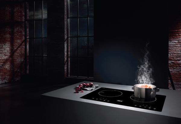 Bảng điều khiển bếp điện từ Frico thông minh