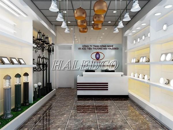 5 chính sách bán hàng của Haledco