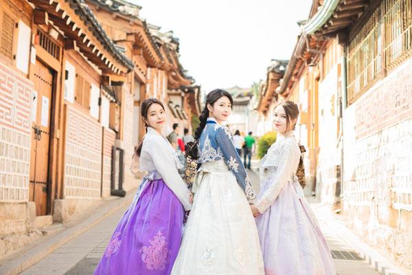 Thử Han bõ khi du lịch Hàn Quốc